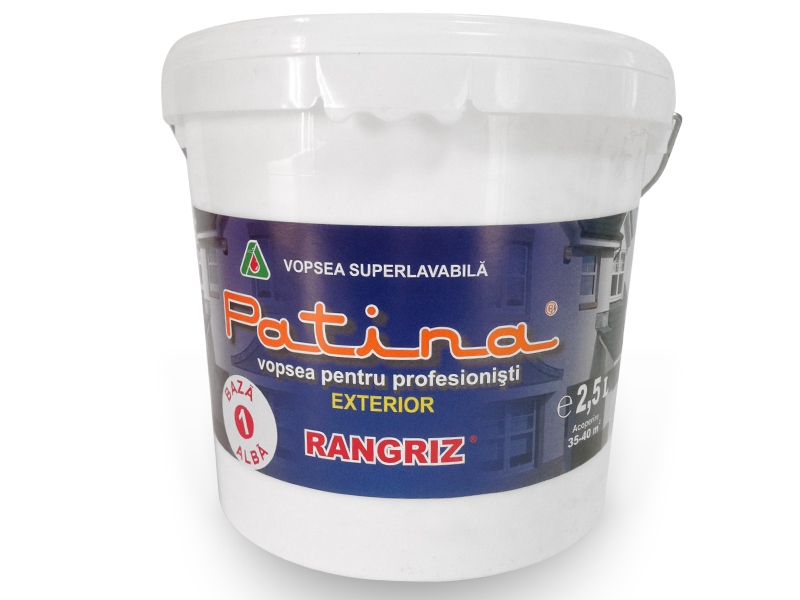 OUTDOORS COLORED SUPER EMULSION PAINT